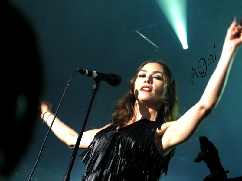 Olivia Ruiz, Pont du Rock 2013