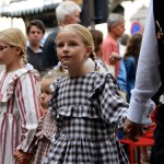 Défilé des enfants (Fête d'Avor 2014)