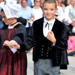 Danses des enfants (Fête d'Avor 2014)