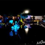 Village artiste by night (Pont du Rock 2014)