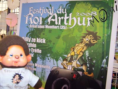 Un coup de projo sur le festival du Roi Arthur