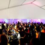 Monty Picon, espace VIP (festival du Roi ARthur 2014)