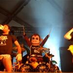 Andrés et Nicolas (festival Rock'n Drôle, Novembre 2014)