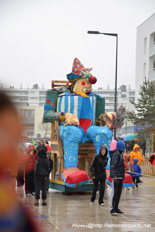 Samedi, c'est carnaval!