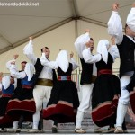 Danse croate (semaine du golfe, mai 2015)