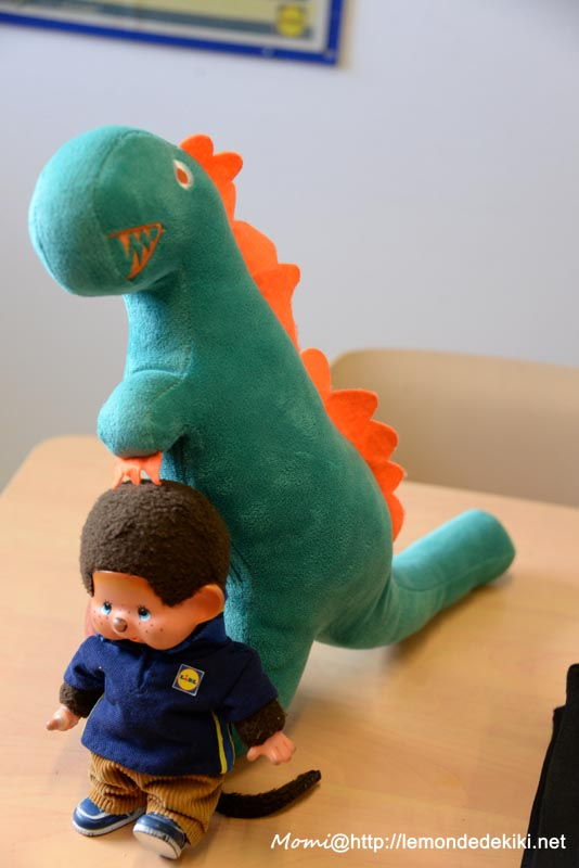 Jurassic Park vs Lidl!