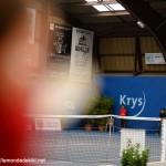 Selfie kikiesque ^^ (25 ièm Open tennis VMTC, 2016)