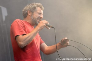 Zoufris Maracas (Festival au Pont du Rock 2016, samedi)