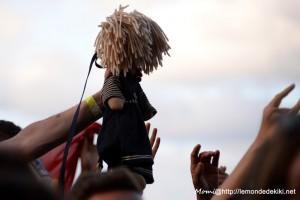 (Festival au Pont du Rock 2016, samedi)