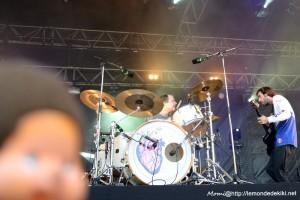 Black Box Revelation (Festival au Pont du Rock 2016, vendredi)
