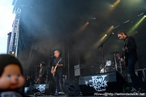 Nada Surf (Festival au Pont du Rock 2016, vendredi)