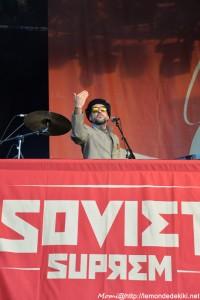 Soviet Suprem (Festival du Roi Arthur 2016, Bréal-sous-Montfort)