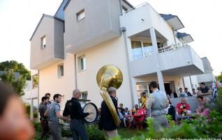 Festival de jazz à la maison, juillet 2017