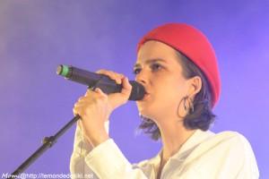 La Femme (Festival au Pont du Rock 2017)