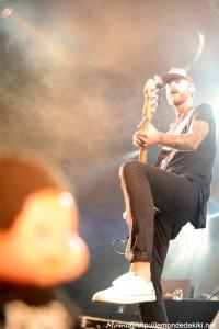 Mat Bastard (Festival au Pont du Rock 2017)