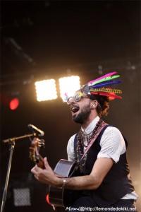 El Gato Negro (Festival du Roi Arthur 2017)