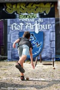 La Jaupitre (Festival du Roi Arthur 2017, samedi)