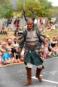 Compagnie Azur (Festival du Roi Arthur 2017, samedi)