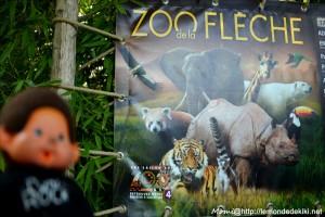 (Zoo de la Flèche, août 2017)