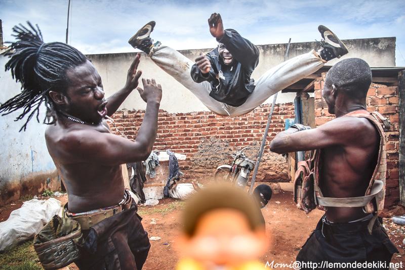 Même pas peur! /Frédéric Noy  (Vannes Photos Festival)