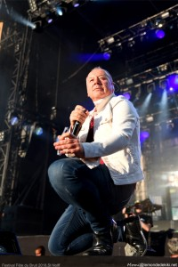 Simple Minds (Festival Fête du Bruit, St Nolff 2018)