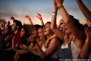 (Festival au Pont du Rock 2018, le samedi)