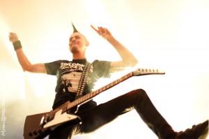 Ultra Vomit (Festival au Pont du Rock 2018, le samedi)