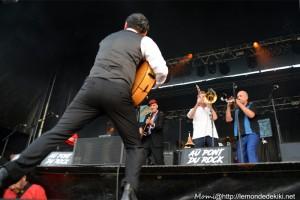Les négresses vertes (Festival au Pont du Rock 2018)