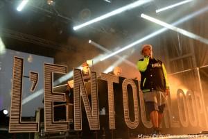 L'Entourloop  (Festival au Pont du Rock 2018)