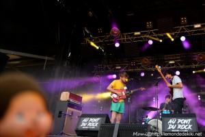 Lysistrata, kiki est dans la place (Festival au Pont du Rock 2018, le samedi)