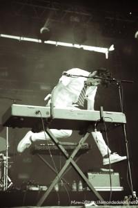 General Elektriks (Festival au Pont du Rock 2018, le samedi)
