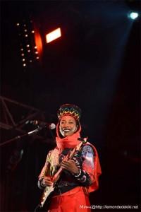 Fatoumata Diawara (festival du roi Arthur 2018, le vendredi)
