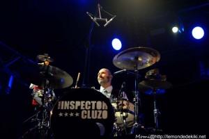 The Inspector Cluzo (Festival du Roi Arthur 2018 , le samedi)