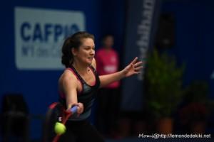 Honcova (Open de Vannes, février 2019)