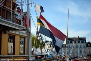 L'Hydrograaf, port de Vannes ((semaine du golfe 2019)