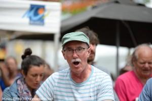 Concours de chants de marins, port de Vannes (semaine du golfe 2019)