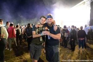 (Festival au Pont du Rock 2019, le vendredi)