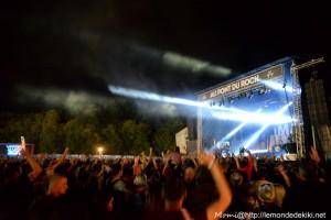 (Festival au Pont du Rock 2019, le samedi)