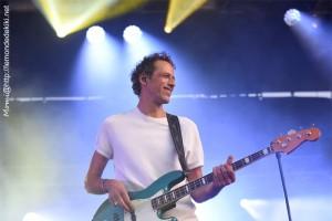 Bénabar (Festival au Pont du Rock 2019, le vendredi)