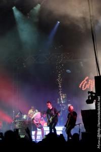 Le Bal des Enragés (Festival au Pont du Rock 2019, le vendredi)