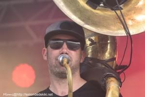 Delgres (Festival au Pont du Rock 2019, le samedi)