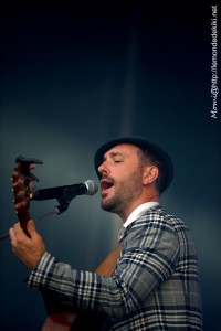 Charlie Winston (Festival au Pont du Rock 2019, le samedi)