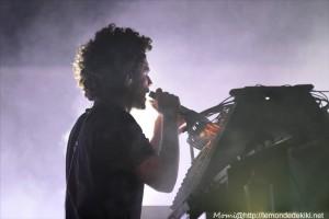 The Blaze (Festival au Pont du Rock 2019, le samedi)