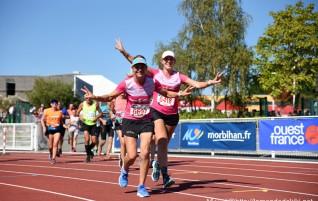 Le Semi-marathon Auray-Vannes 2019, sans Kiki