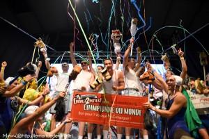 (Championnat du Monde de Cheval à 2 Pattes 2019)