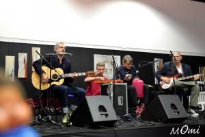 Triggerfinger, show case espace culturel de Leclerc (octobre 2014)