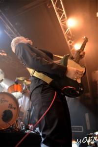 Triggerfinger, Echonova (octobre 2014)