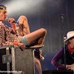 Les Wampas (Festival du Roi Arthur 2015)