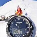 Glacier 3000 (Suisse, février 2016)