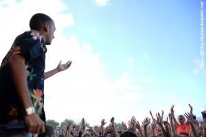 Big Flo et Oli (Festival au Pont du Rock 2016, samedi)